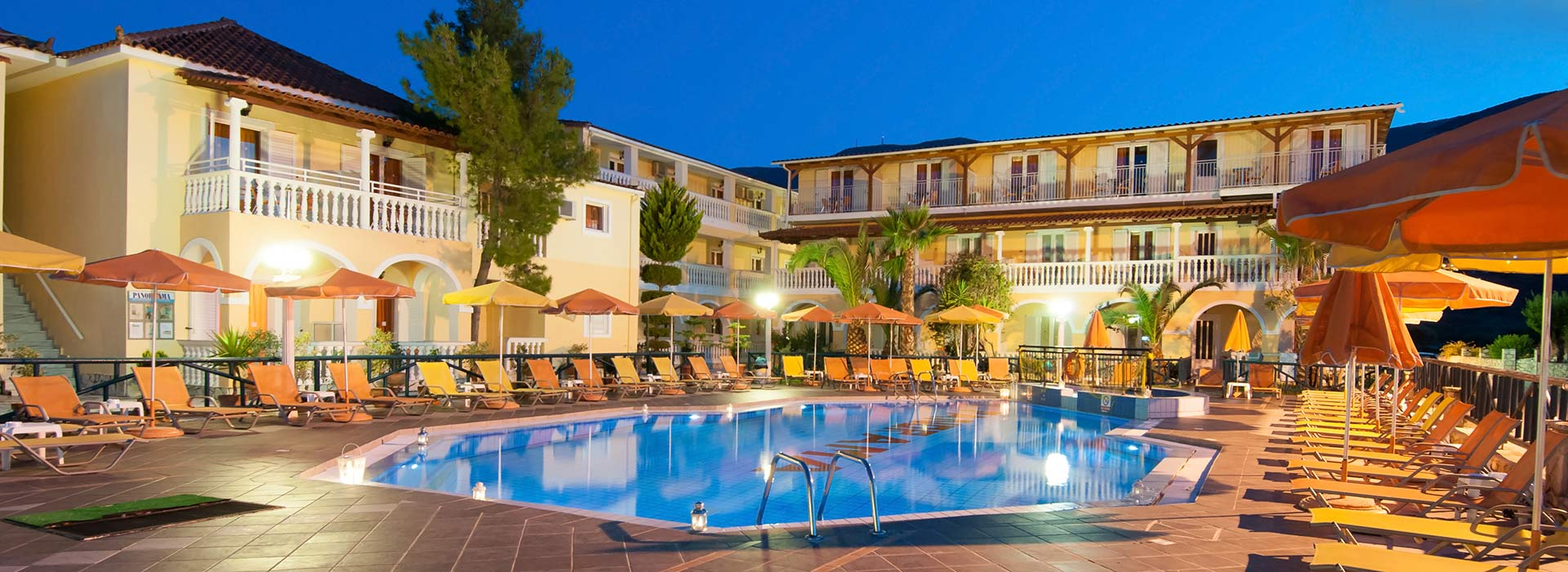 panorama studios apartments - alykes zante zakynthos greece